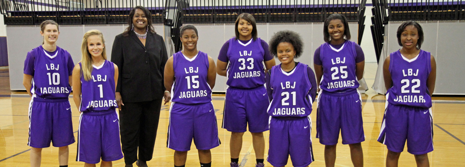 2011 Lady Jaguar Basketball