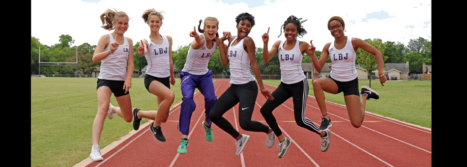 2018 LBJ Ladies Track